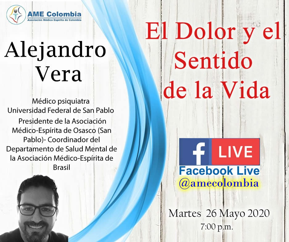 video de la conferencia El Dolor y el Sentido de la Vida.