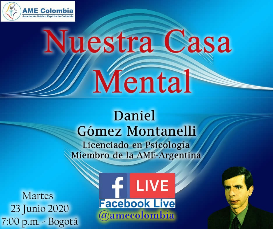 video de la conferencia Nuestra Casa Mental.