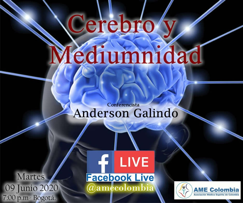 video de la conferencia Cerebro y Mediumnidad.