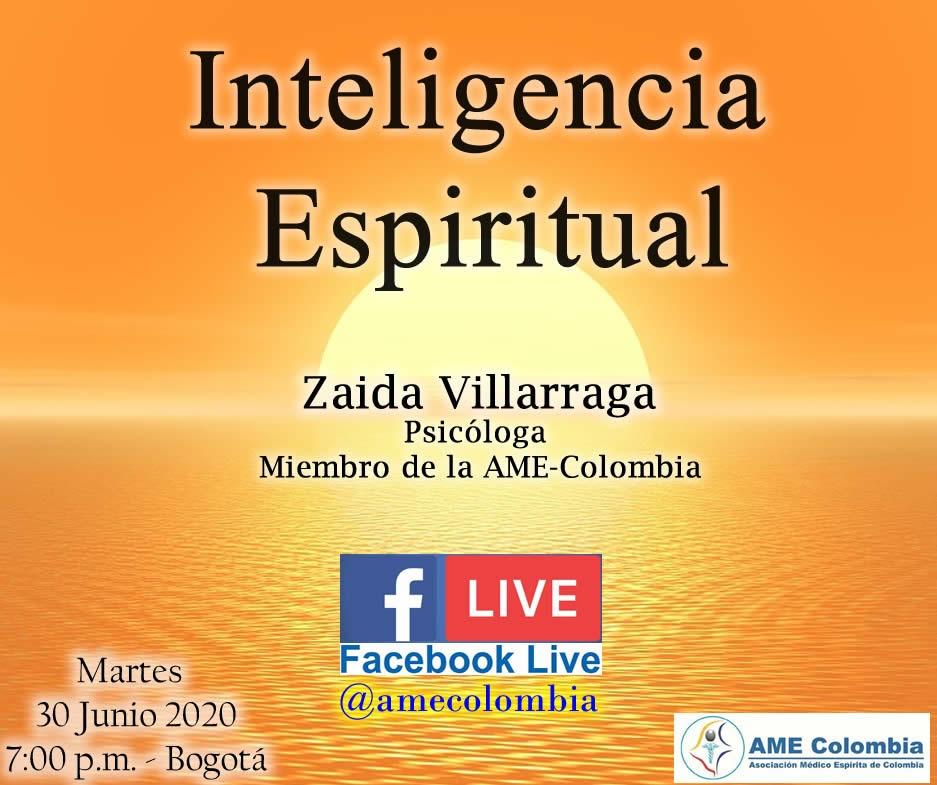 video de la conferencia Inteligencia Espiritual.