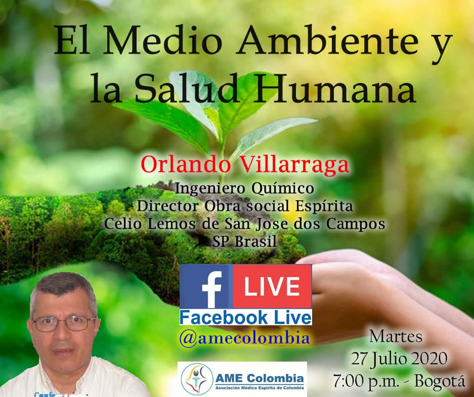 video de la conferencia El medio ambiente y la salud humana